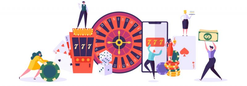roulette illustration