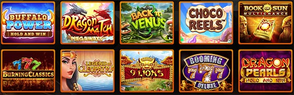 Jeux Casino Intense